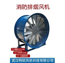 BYZ木材烧窑专用风机(耐高温轴流风机)