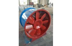 消防排烟风机厂家排名对排烟风机详细安装流程说明以及防火阀特征讲述
