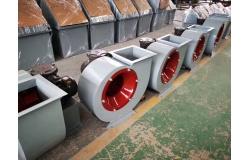 排烟风机厂家分享离心风机箱装置方式
